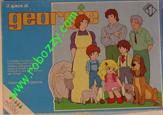 cerco gioco da tavolo di Georgie Georgi11