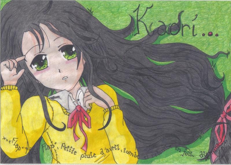 Gellerie De Tsuki Tsutsuii (mangeuse de crotte de nez professionnelle) Kaori_10