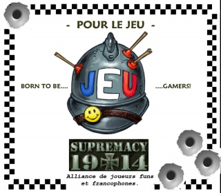 Alliance Pour le jeu [JEU] : Supremacy 1914 Jeu10