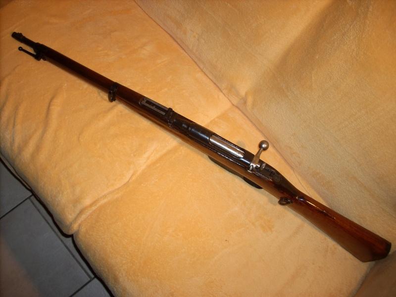 Encore un Steyr-Mannlicher 1895... ;) Dscn1111
