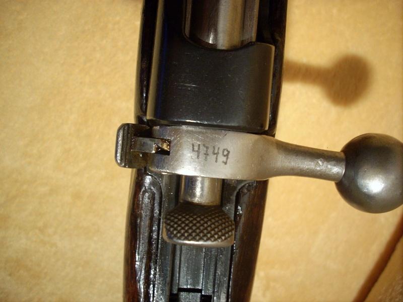 Encore un Steyr-Mannlicher 1895... ;) Dscn1115