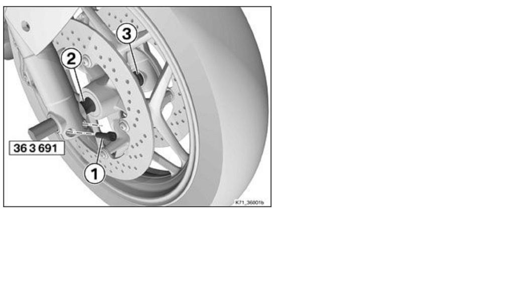 demontage roue avant f800r  Images10