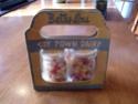 Petites bouteilles Betty Lou Toy Town Dairy avec bonbons Cimg1411