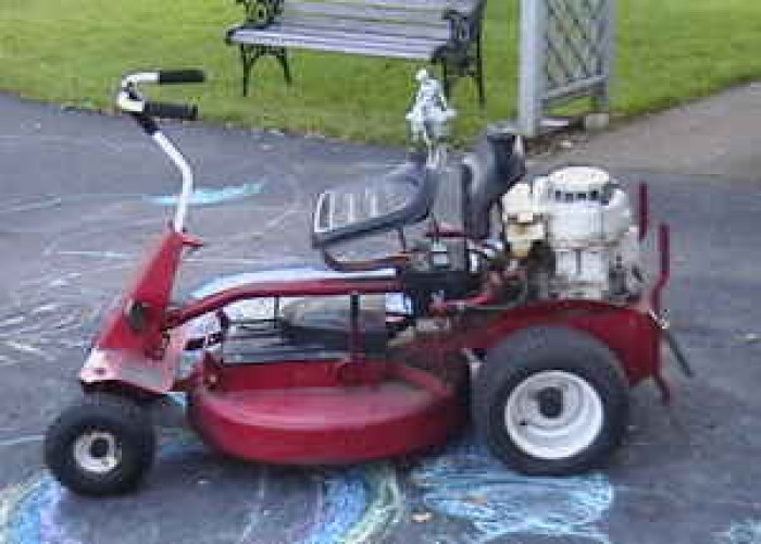 Snapper project Mower13