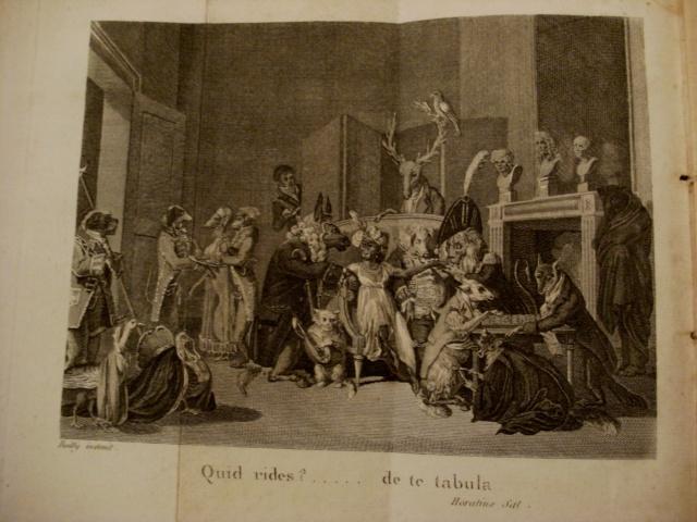 LIVRES: Monsieur DE VOITURE XVIIe  ET A.V ARNAULT XIXe Arnaul13