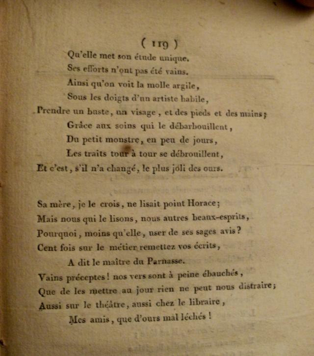 LIVRES: Monsieur DE VOITURE XVIIe  ET A.V ARNAULT XIXe Arnaul14