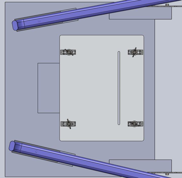 Table de scie circulaire pour FLIP de Lurem Table-27