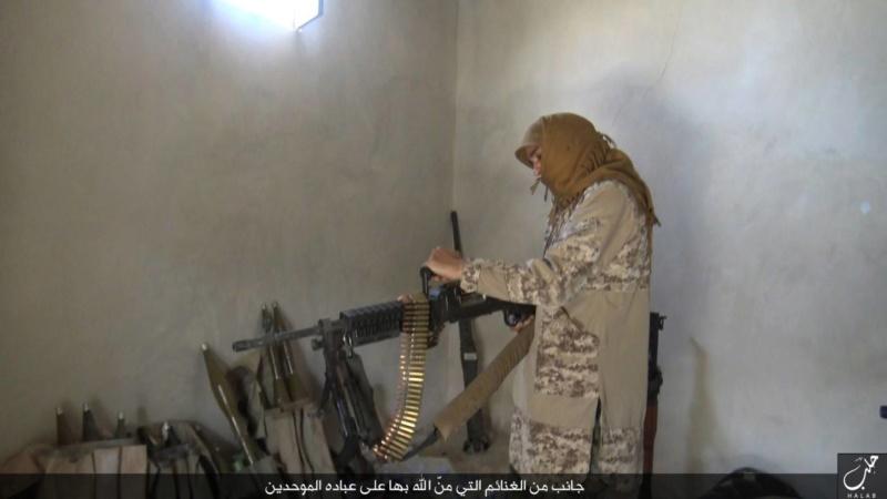 ISIS Marpat desert Qamis/Gorka 28309510