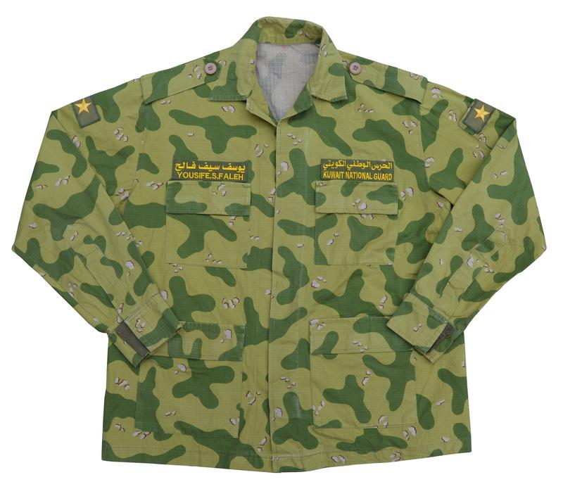 Kuwait National Guard Pattern  Dsc_0933