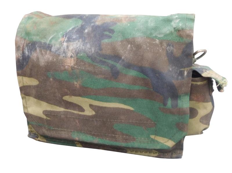 ISIS medic pouch Battle damaged  Dscn0926
