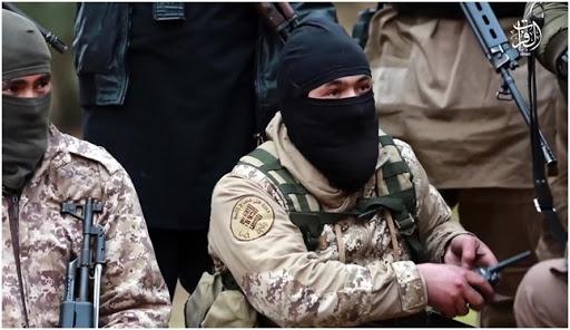 ISIS gorka/qamis jacket from wilayat Al Halab Unname10