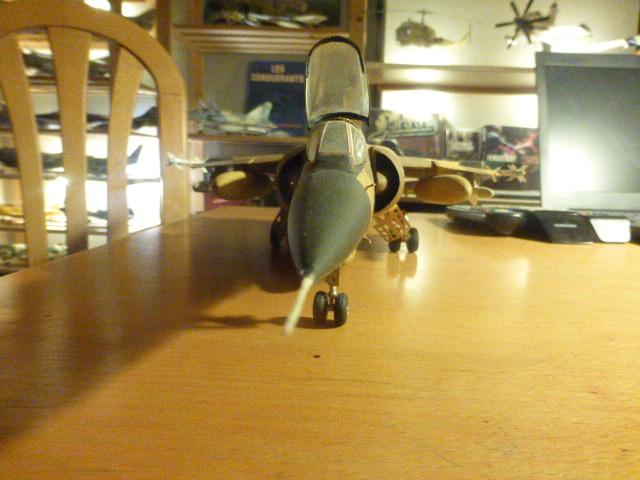 Mirage F1 - C en bois et carton 1/3 P1020960