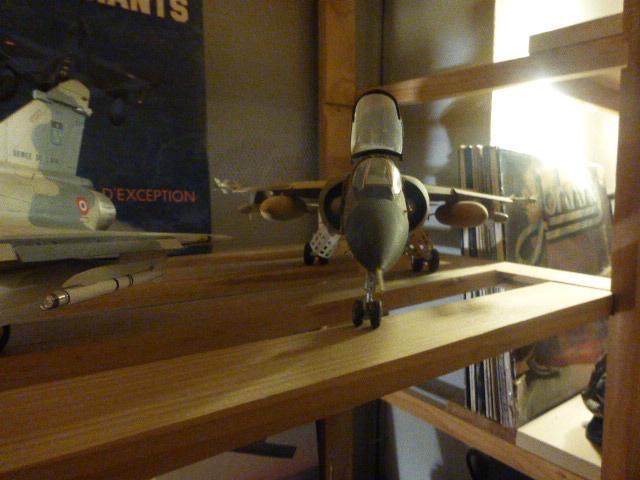 Mirage F1 - C en bois et carton 1/3 P1020961
