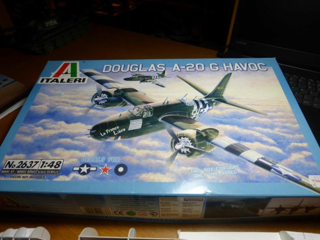 Douglas A20 Havoc P1030634