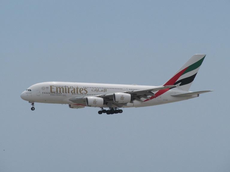 [Emirates] Airbus A380 Img_9524