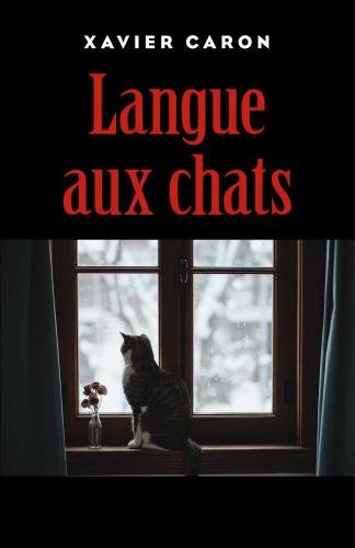 [ Caron, Xavier] Langue aux chats Book-910