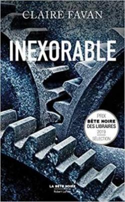 [Favan, Claire] Inexorable Cvt_in10