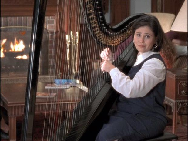 La harpe en film...? - Page 2 Drella10