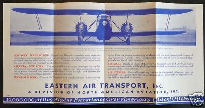 1933 Eastern Air Transport : La Côte Est sous Flight Simulator Easter11