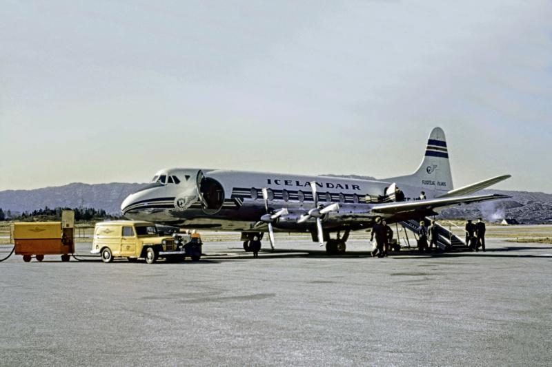 1960 : Icelandair sous Flight Simulator Img11