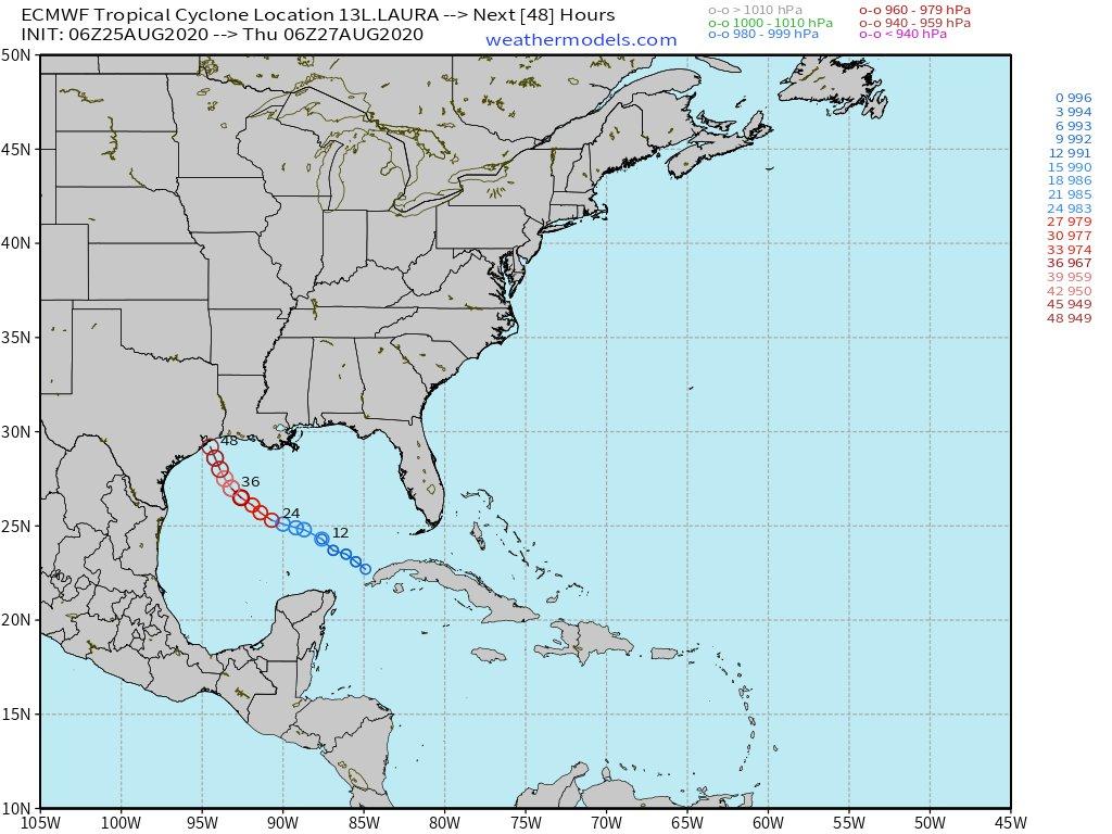 Hurricane Season 2020-Active Season- - Page 21 20200822