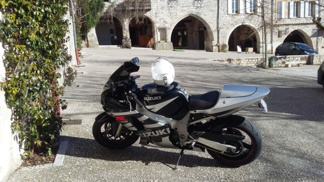 Vends Suzuki 600 GSXR GSX-R 2003 20180313
