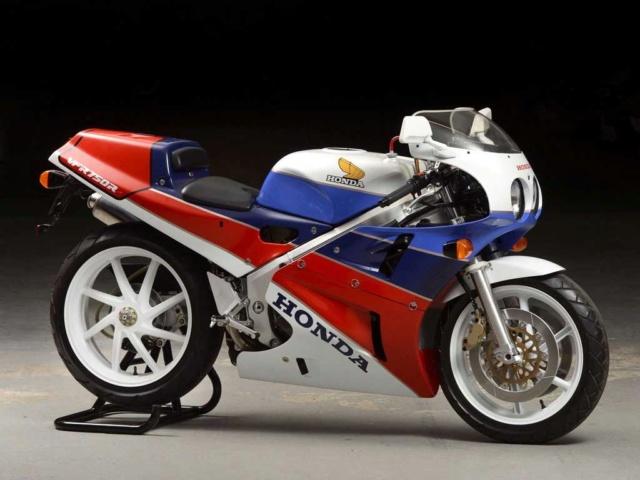Votre garage de rêve.  Honda-10