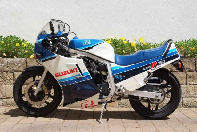 Votre garage de rêve.  Suzuki10