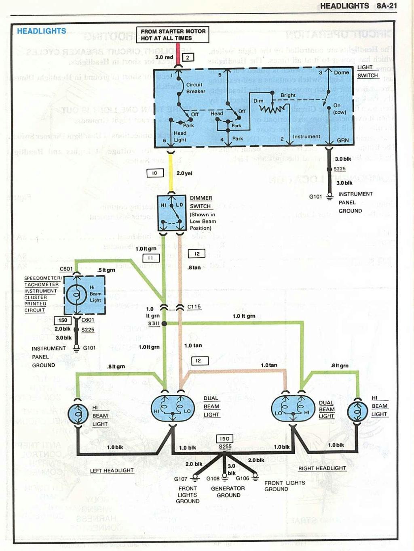 lampe code 8a-2110