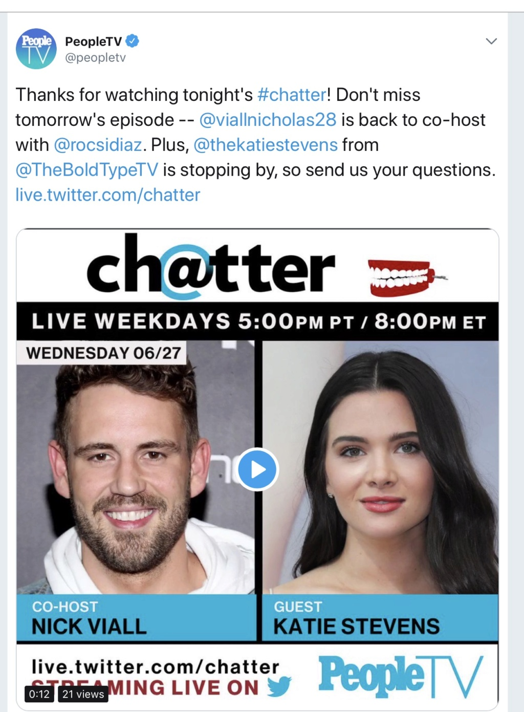 Nick Viall - Bachelor 21 - FAN Forum - Discussion #27 - Page 25 28d0fd10