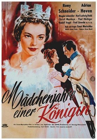 Viktória - Egy királylány gyermekkora - Mädchenjahre einer Königin 1954