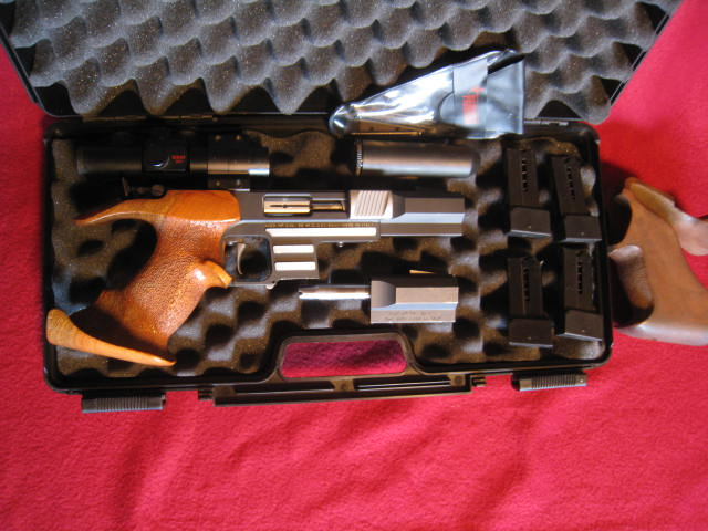 SOLD:--> PARDINI HP 32 S&W Long with Dave Wilson fast twist 50yd Barrel. SOLD, Gone to a new home in OHIO Img_7613