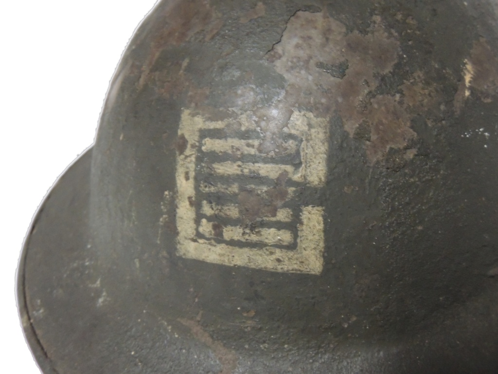 CEF 5th Division Officers Helmet 5th_di10
