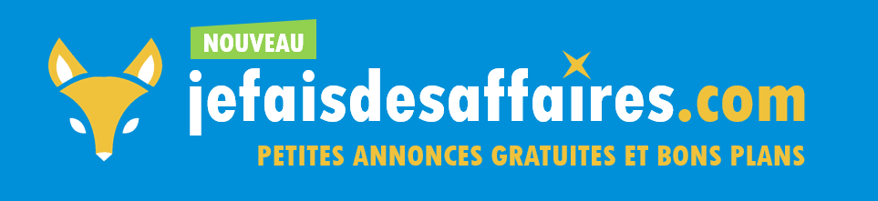 Jefaisdesaffaires.com - Petites Annonces et Bons Plans