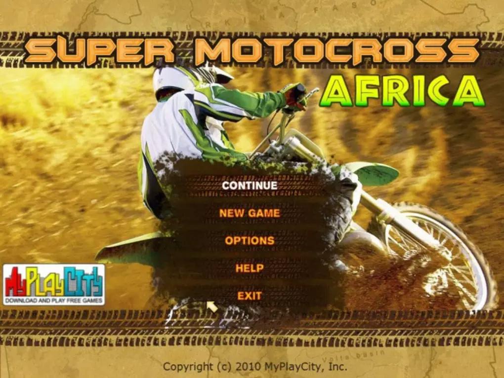 Super Motocross Africa 12827610