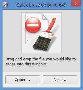 Rizonesoft Quick Erase 0.6.4.649 13327710