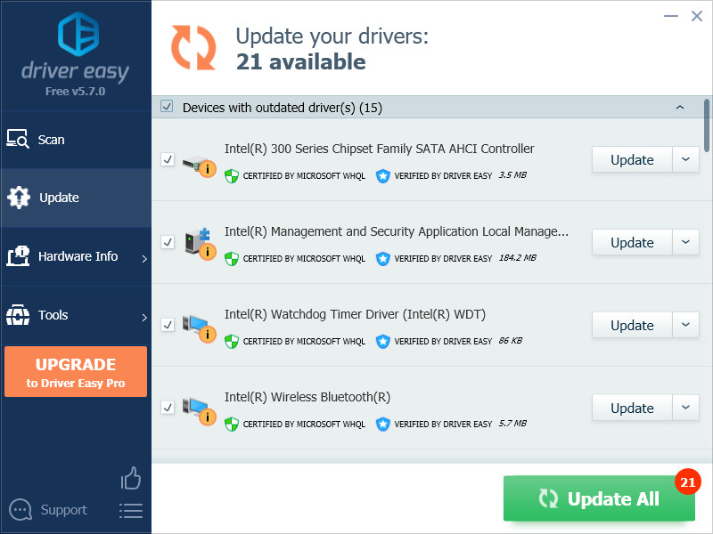 Driver Easy Free 5.7.39448 16288310