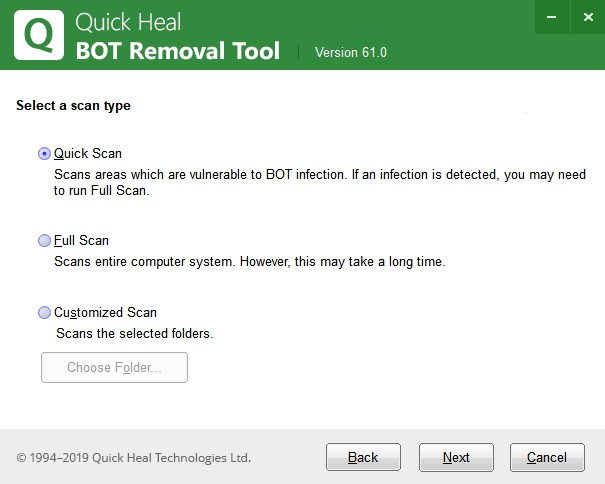 Antivirus/Removal Tools 170