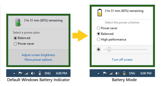 Battery Mode 4.1.1 build 166 2155