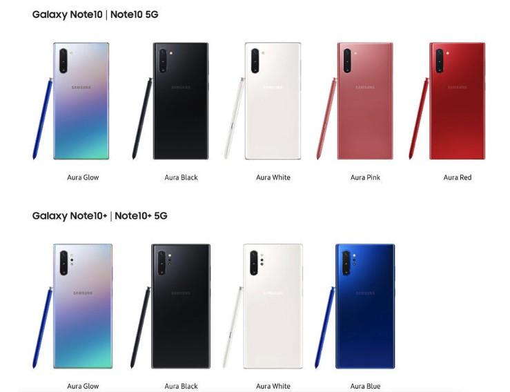 Επίσημα τα smartphones Samsung Galaxy Note 10 και Galaxy Note 10 + (video)  253