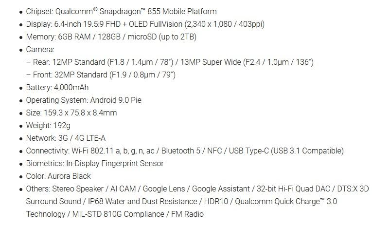 Το smartphone LG G8X ThinQ ανακοινώθηκε στην IFA 2019  257