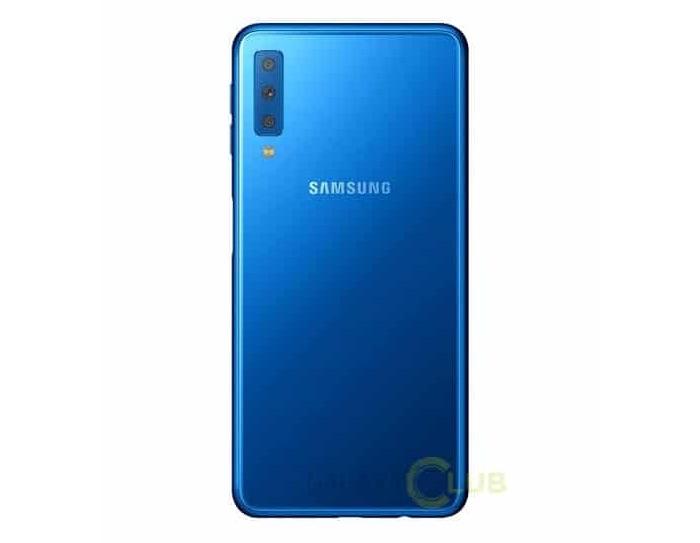 Διέρρευσε το Samsung Galaxy A7 (2018) A7210