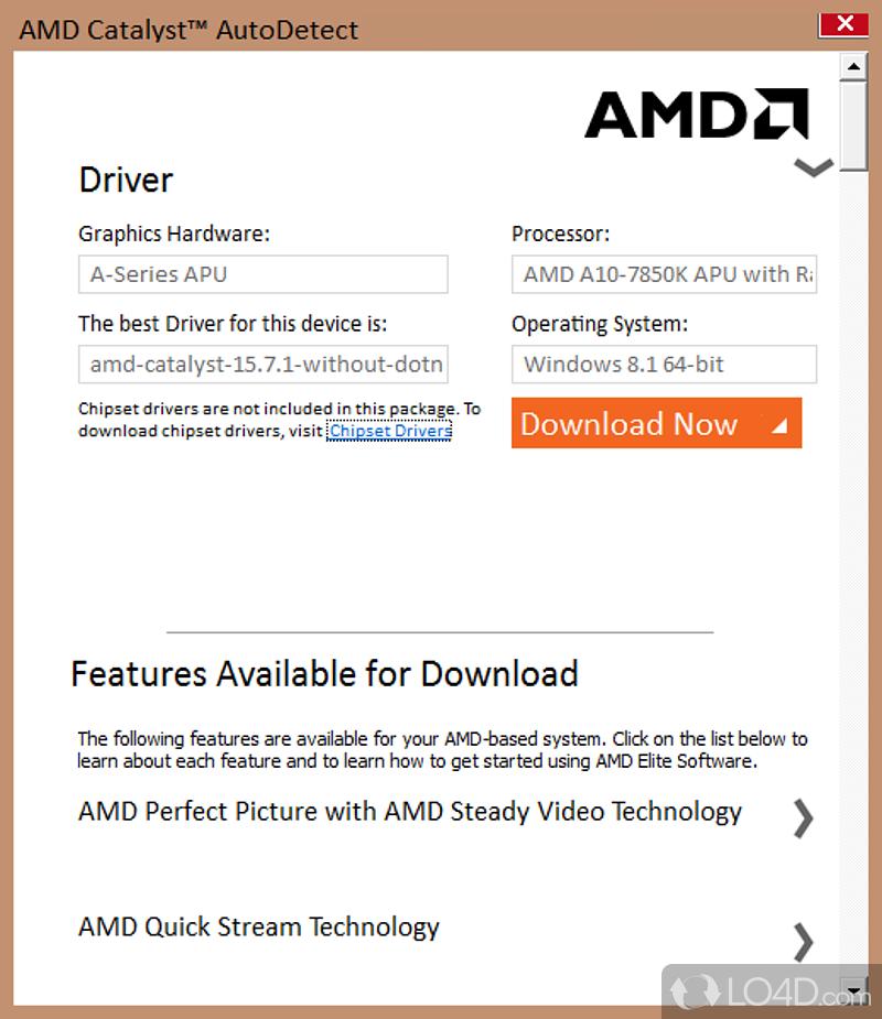 Drivers Amd-dr10
