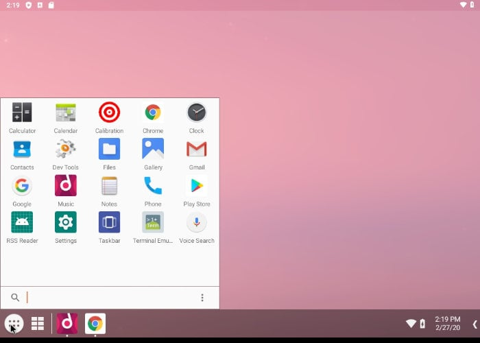 Android-x86 Project 9.0-r2 - Tρέξετε το λειτουργικό Android στον υπολογιστή σας Androi11