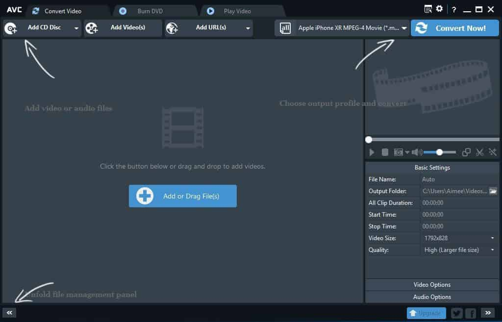 Any Video Format Converter Free 4.1.6.2 Avc-fr10