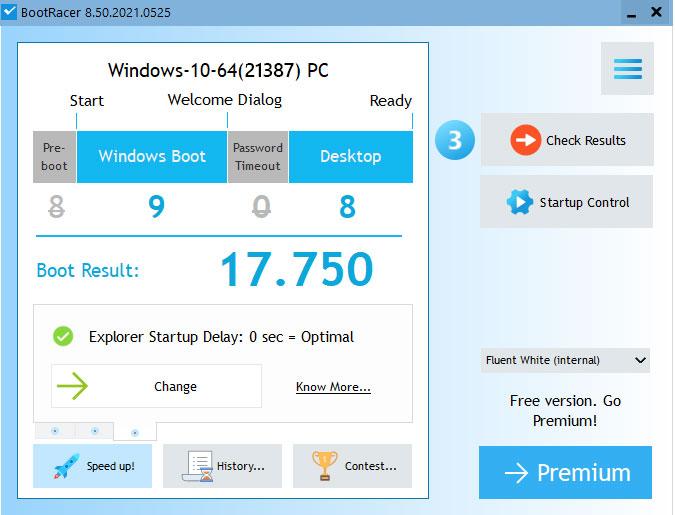 BootRacer 8.60.2021.0802 - Υπολογίζει τον χρόνο εκκίνησης του υπολογιστή σας Bootra10