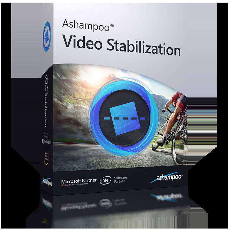 Ashampoo Video Stabilization (Review) Box_as21