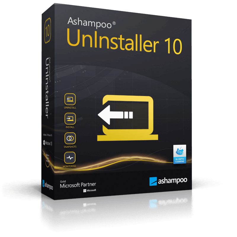 Ashampoo UnInstaller 10 (Review)  Boxsho20