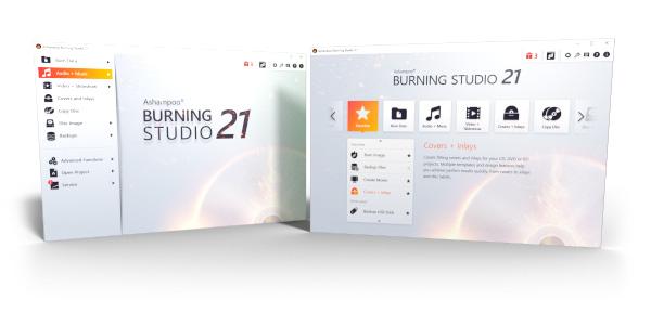 Ashampoo Burning Studio 21 (Review)  Burnin10