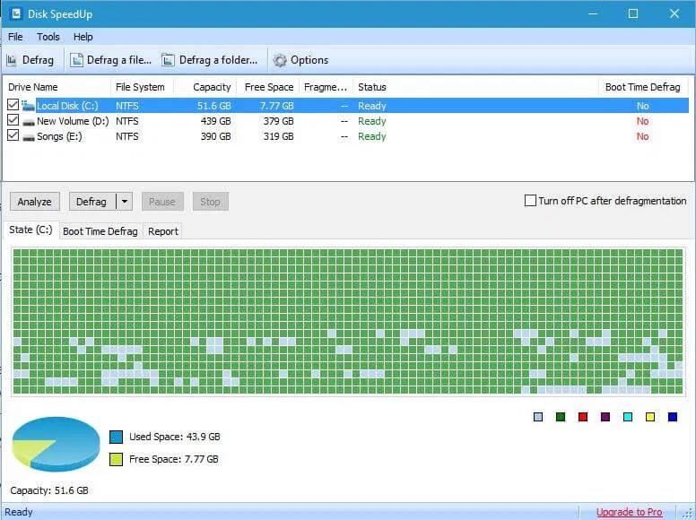 Disk SpeedUp 5.0.1.67 Disk-s10